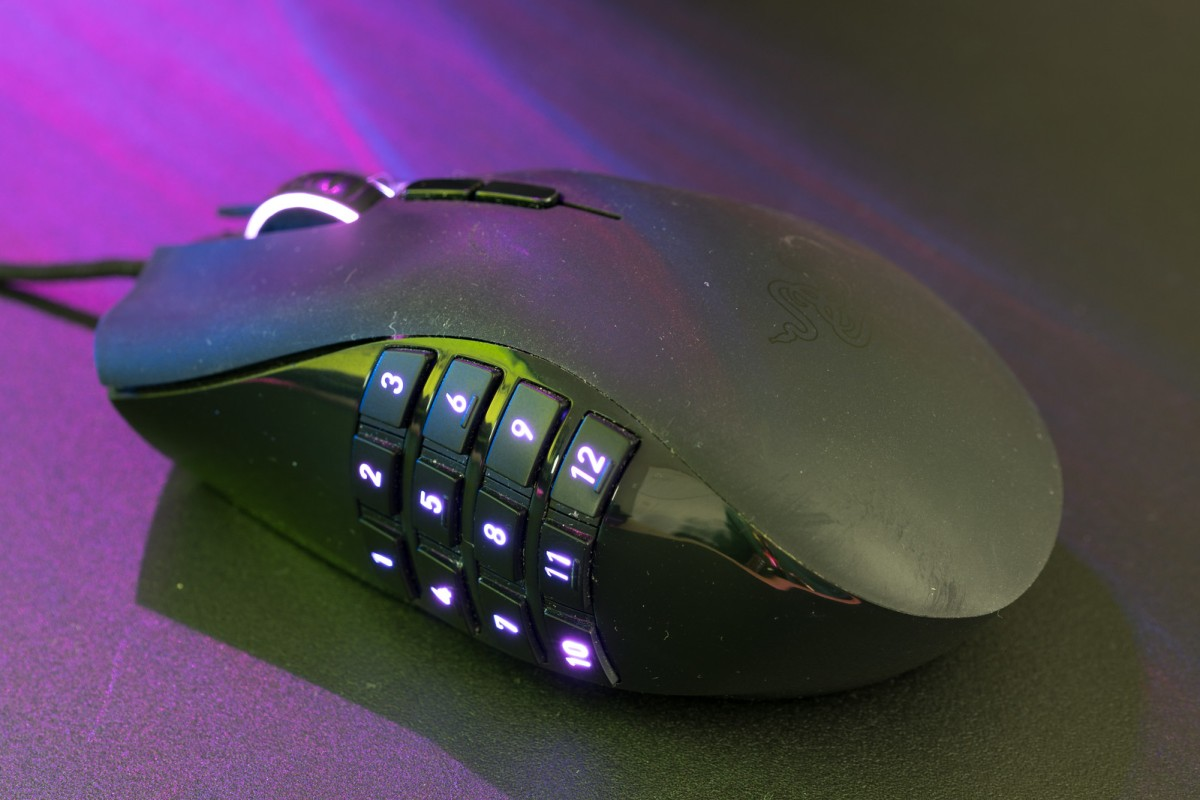 Razer Naga Epic Wireless 2010 Review A Top Gaming Mouse To This Chroma Wired Mmo Day Consumer Fanatics